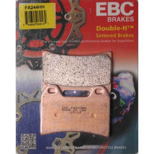 EBC Brake Pad Set  - FA244HH