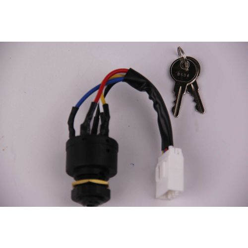 Wolftech Electric Ignition Switch - SM-01550