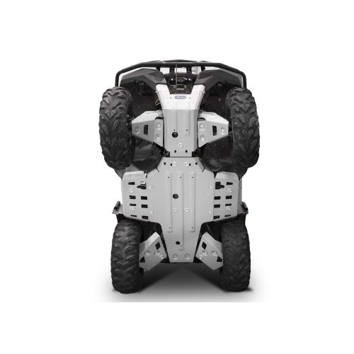 Rival Full Alloy Skidplate Kit for Yamaha Grizzly 700
