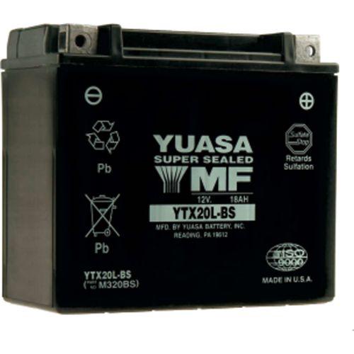 Yuasa Battery - YTX20L