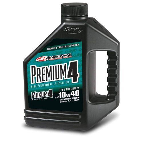 Maxima Premium 4T Oil 10W40