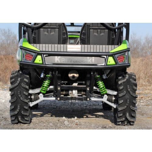 Super ATV High Clearance Forward Offset Front A-Arms - AAKTRX4HC02