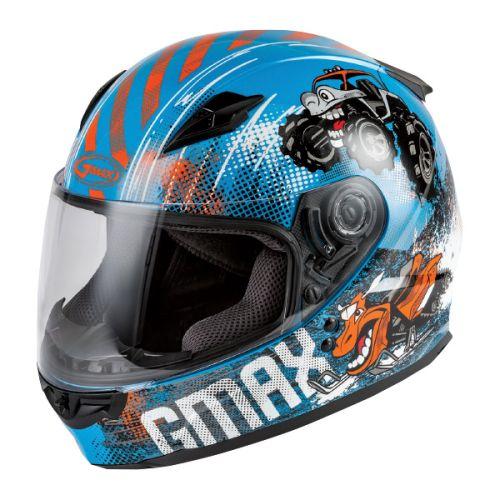 Gmax Youth GM-49Y Beast Double Lens Snow Helmet