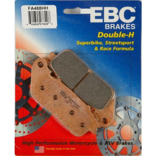 EBC Brake Pad Set - FA488HH
