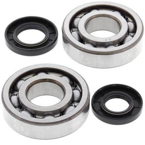 All Balls Crank Bearing & Seal Kit for Kawasaki - 24-1010