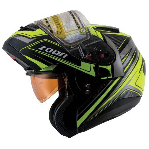 Zoan Optimus Eclipse Electric Snow Helmet