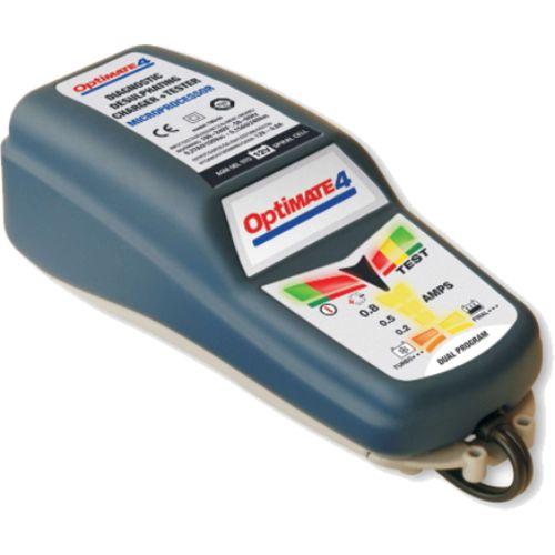 Optimate 4 Techmate Battery Charger - TM-341