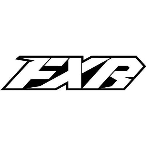 FXR CX Sticker