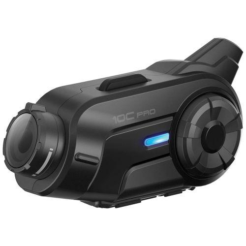 Sena 10C Pro Bluetooth Headset with Integrated Camera - 10C-PRO-01
