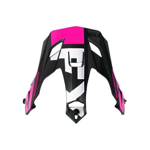 FXR Torque X Evo Snow Helmet Peak