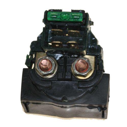 MOGO Parts Solenoid, 2 Pole with Fuse - 08-0502