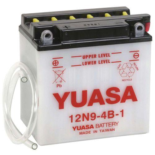 Yuasa Battery - 12N9-4B-1