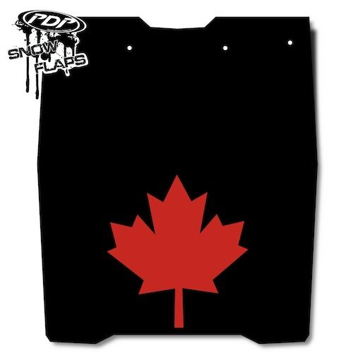 Proven Design Products Snow Flap Maple Leaf - SF-G4MPL68