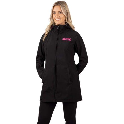 FXR Women's Sierra Long Softshell Jacket