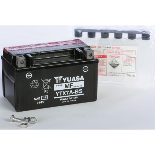 Yuasa Battery - YTX7A-BS