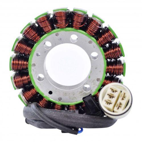 Rick's Motosports Electric High Output Stator for Honda - 21-631