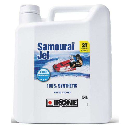 Ipone Samourai 2T Jet Engine Oil 5L