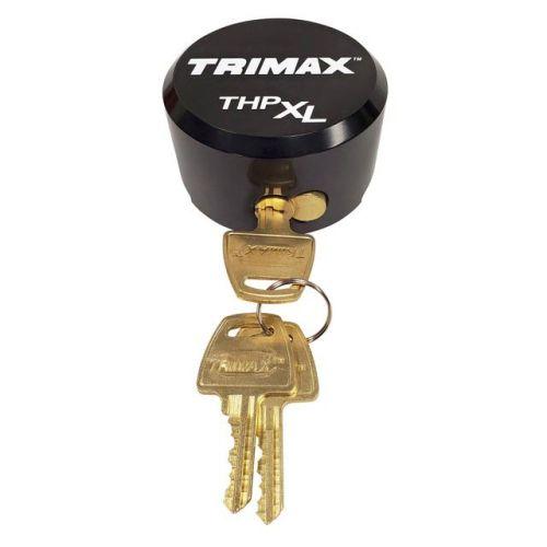 Trimax Aluminum Hockey Puck Internal Shackle Lock