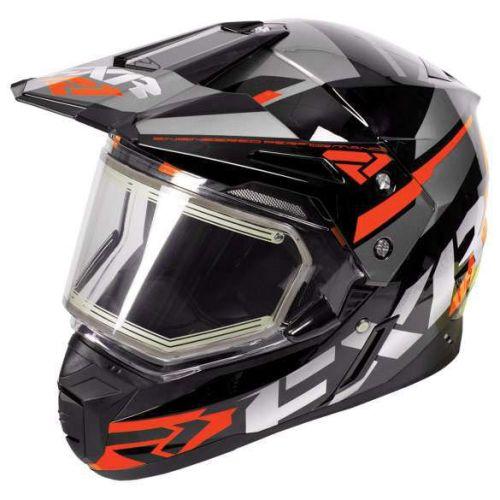 FXR FX-1 Team Electric Snow Helmet