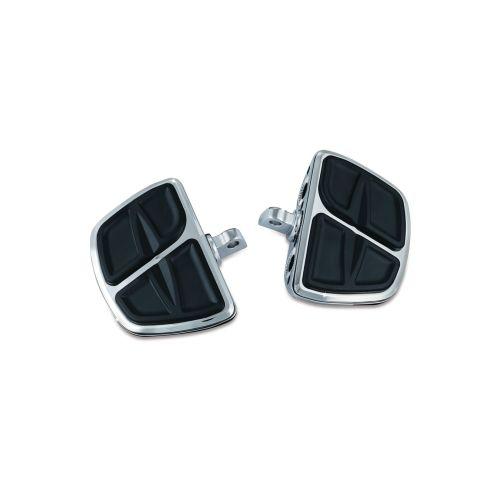 Kuryakyn Kinetic™ Mini Boards with Male Mount Adapters - 7610