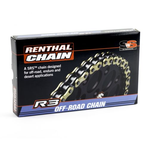 Renthal R3-3 Chain SRS 520 x 120