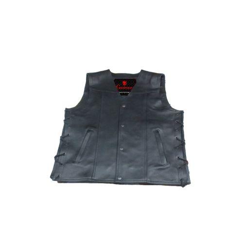 Gryphon Legend Leather Vest