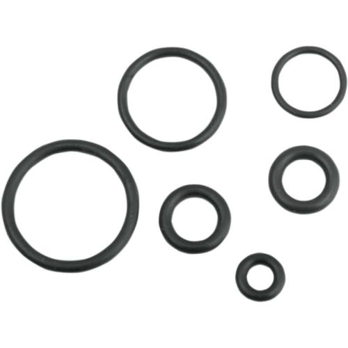 Drag Specialties O-Ring Service Kit for EFI Fuel Line