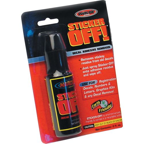 Hardline Sticker-Off Solution - 965