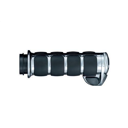 Kuryakyn Premium ISO®-Grips for Electronic Throttle with Throttle Boss - 6228