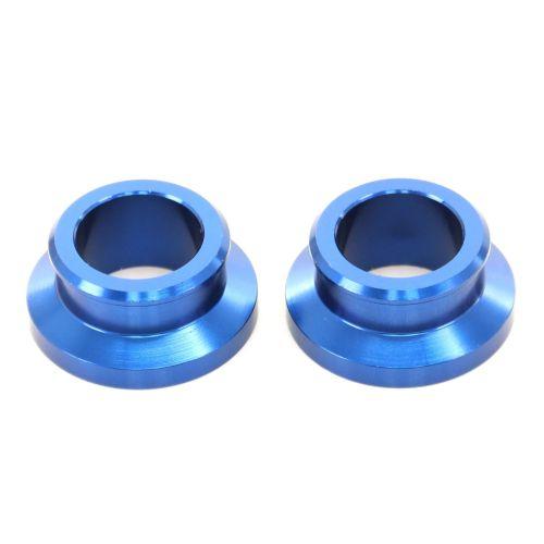 Accel Rear Wheel Spacers - WSR-02 Blue