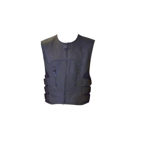 Highway 2 Boss Leather Vest