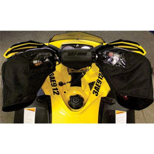 Pro Max Deluxe Touring Muffs with Window