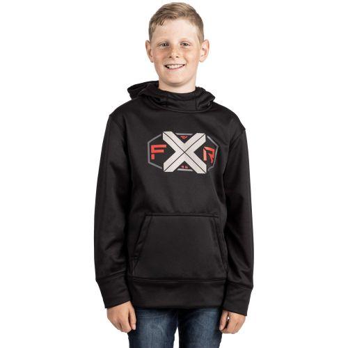 FXR Youth Maverick Tech Pullover Hoodie