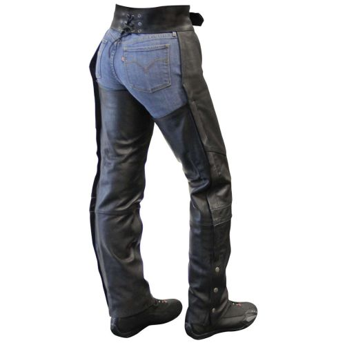 Highway 2 Women's Bonnie Leather Chaps