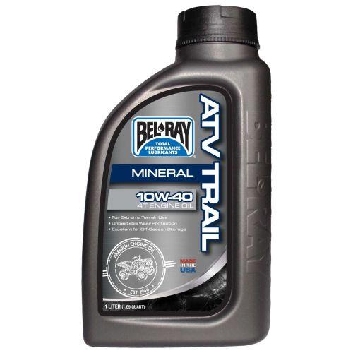 Bel-Ray ATV Trail Mineral 4T Engine Oil 10W40 1L