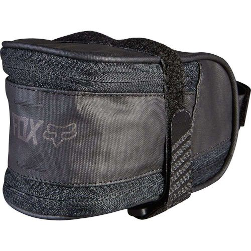 Fox Racing Seat Bag Black Big - 15693-001