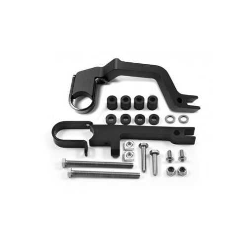 PowerMadd Sentinel Handguard Mount Kit for Snowmobiles with Hayes Stealth Brake - 34456