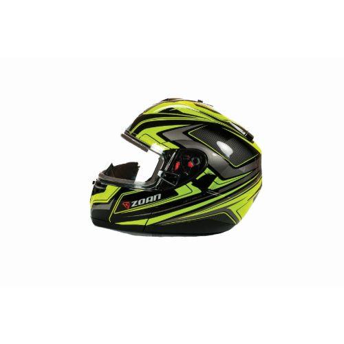 Zoan Optimus Eclipse SVS Double Lens Snow Helmet