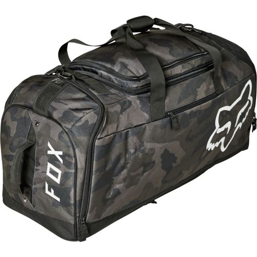 Fox Racing Black Camo Podium Duffle Bag
