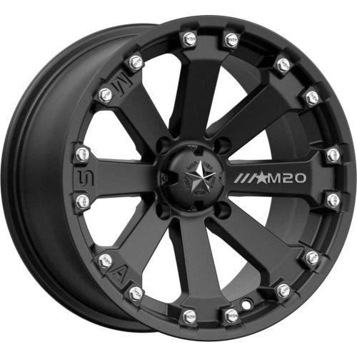 "MSA Offroad Wheels M20 Kore 14"" Rim - M20-04756"