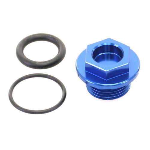 Accel Oil Filler Plug - OFP-03 Blue