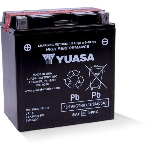 Yuasa Battery - YTX20CH-BS