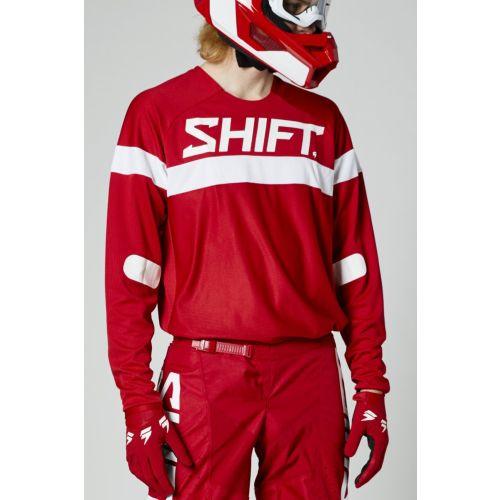 Shift Racing White Label Haut Jersey