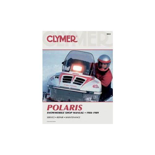 Clymer  Manual Polaris - S832