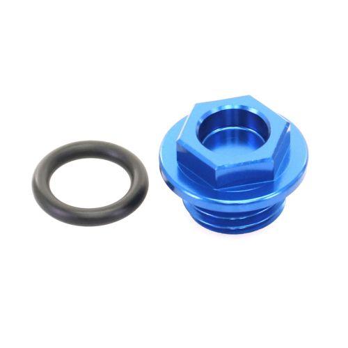 Accel Oil Filler Plug - OFP-02 Blue